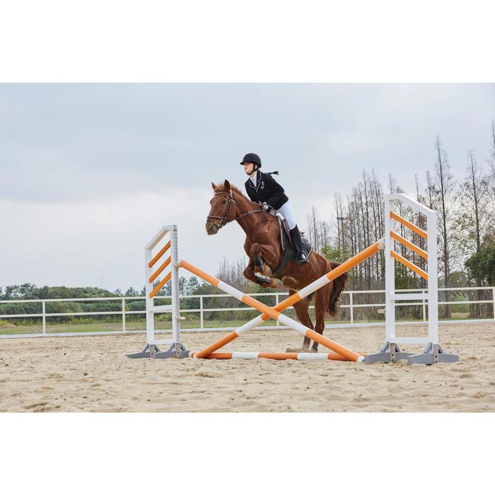 Holstein Adult Horse Riding Jodhpur Boots - Black - 1484368