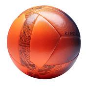 Balón Fútbol 5 Society 100 Híbrido talla 4 naranja