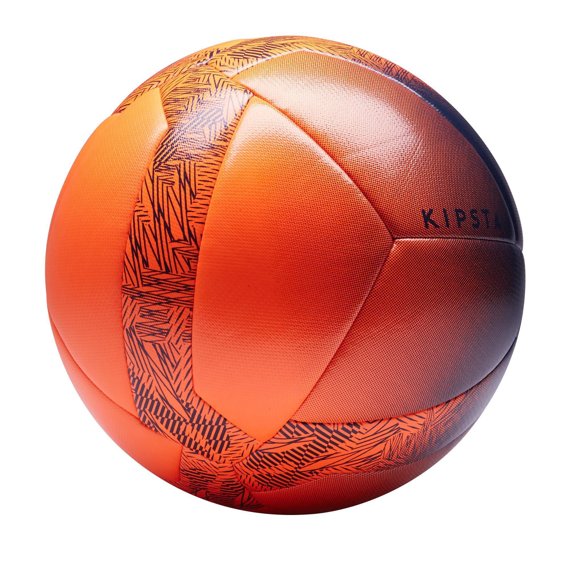 Kipsta Voetbal 5-a-side, Society 100 hybride maat 4 oranje kopen