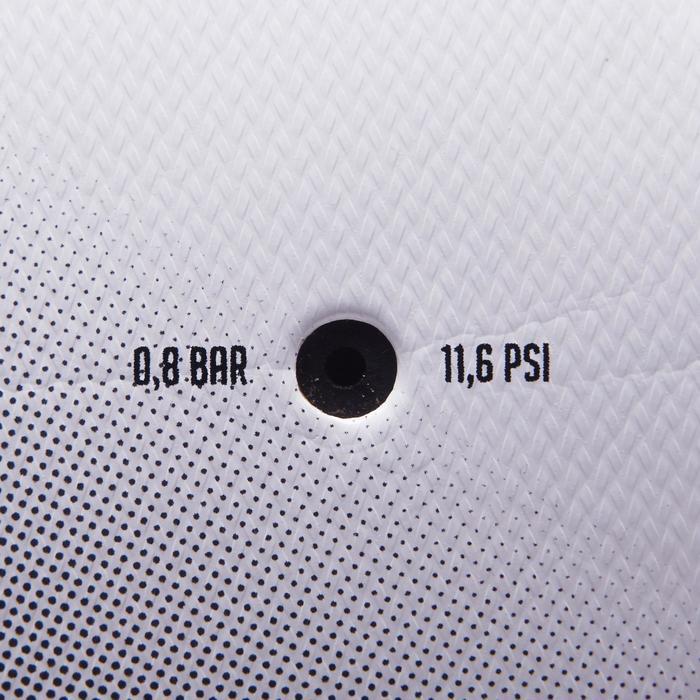 Futsal-Ball Society 100 Größe 5 weiß