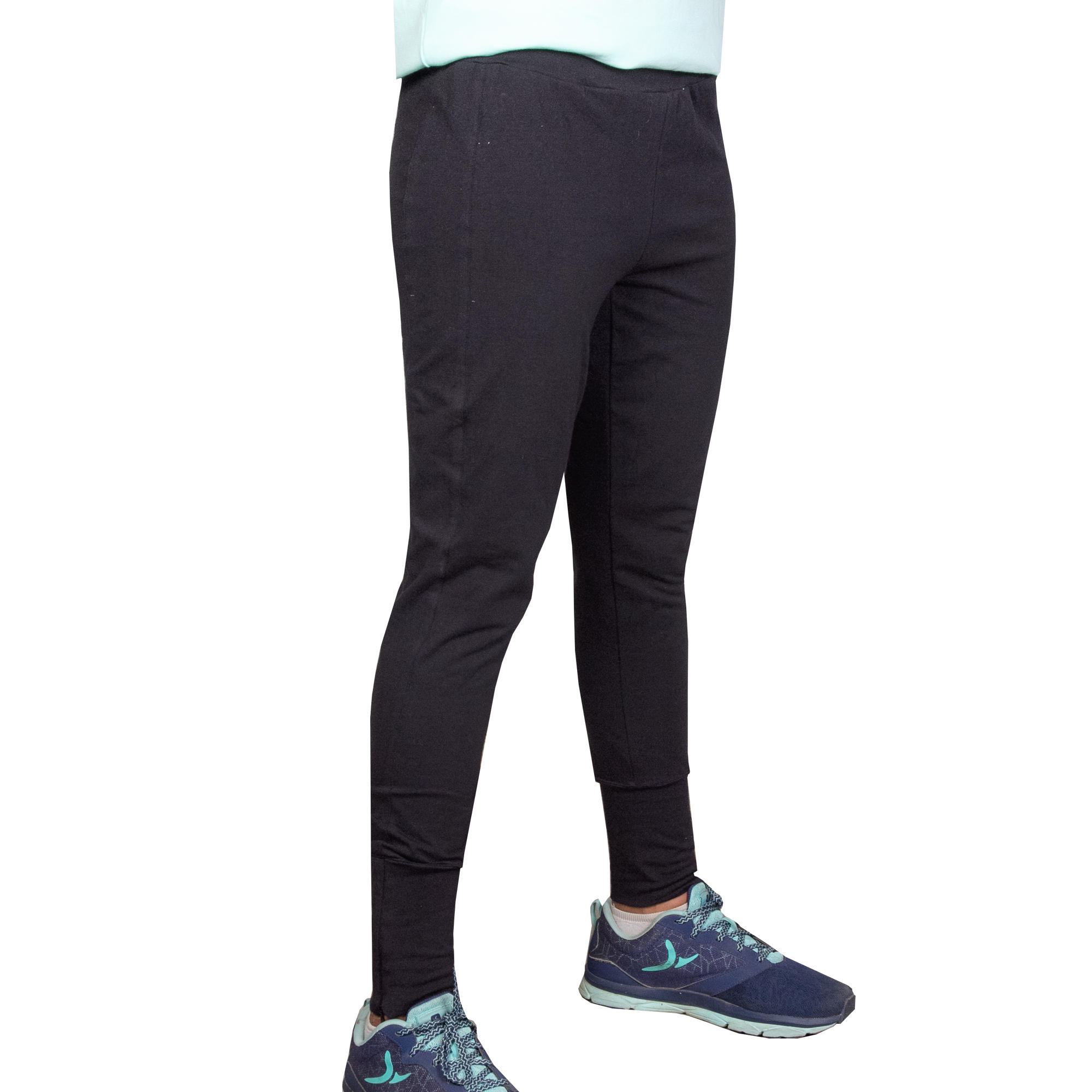 Women's Jumper Fit- Black