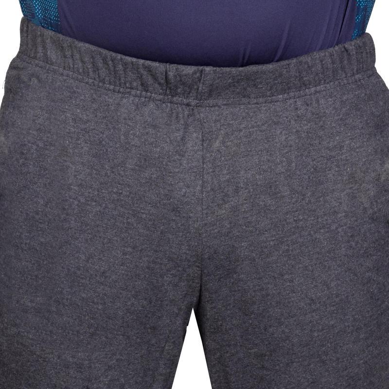 100 Regular-Fit Pilates & Gentle Gym Bottoms - Dark Grey