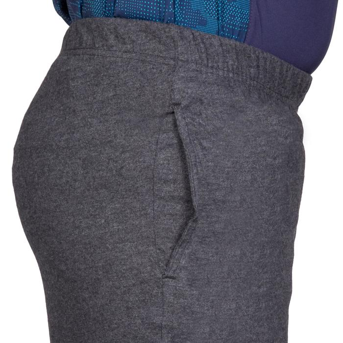 100 Regular-Fit Pilates & Gentle Gym Bottoms - Dark Grey