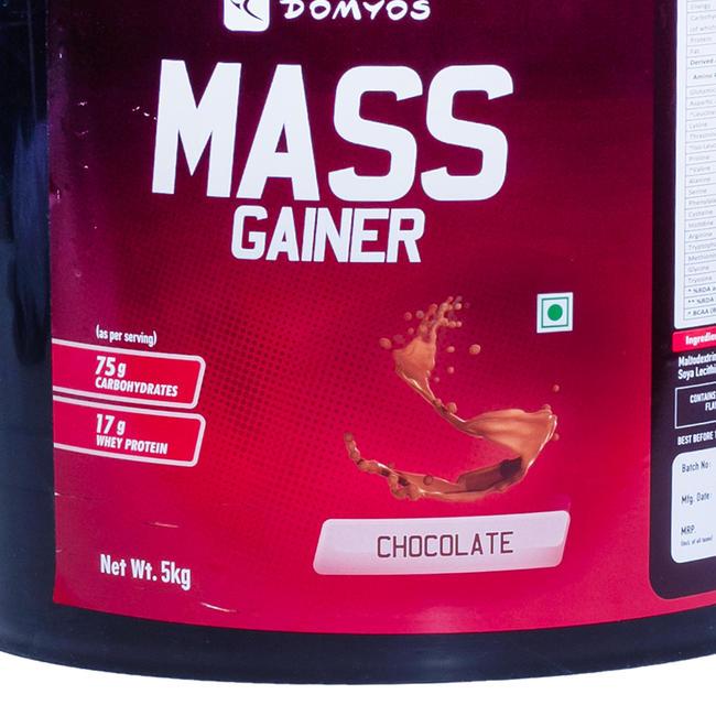 Mass Gainer 5Kg - Chocolate