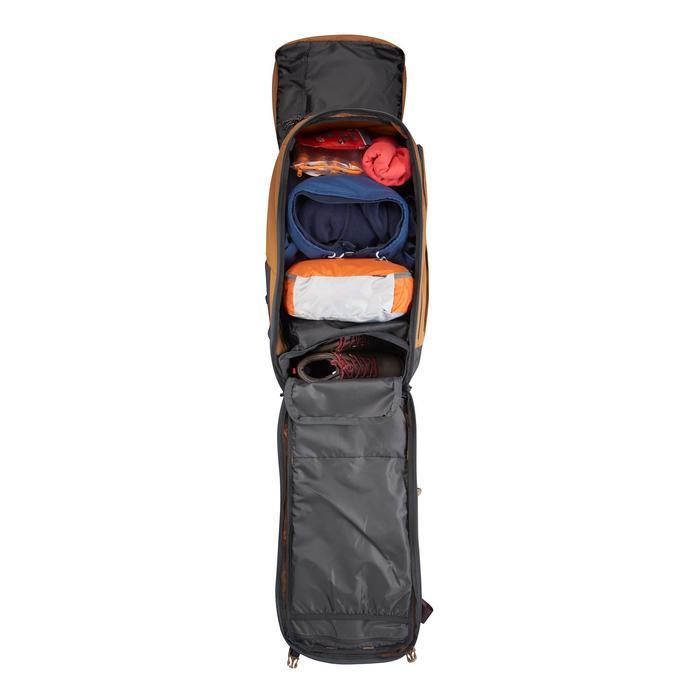 Sac à dos Trekking  TRAVEL 100  70 litres cadenassable - 1484595