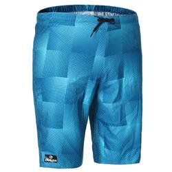100 Long Surfing Boardshorts China Blue