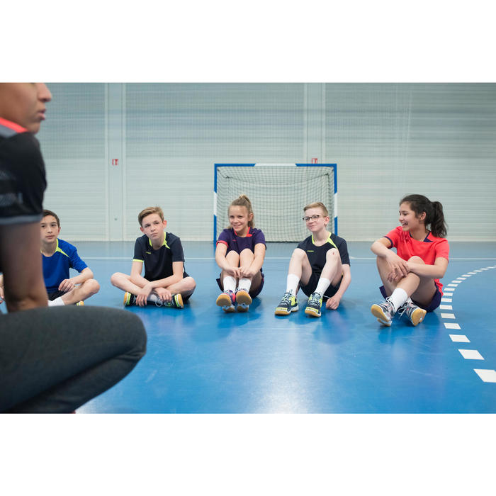 Maillot de handball H100 fille violet