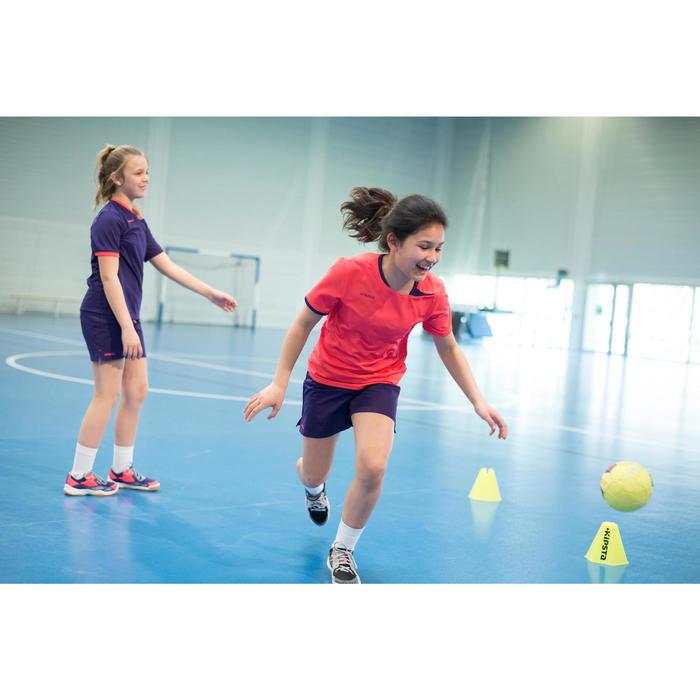 Handbalshirt meisjes H100 roze - 1484727