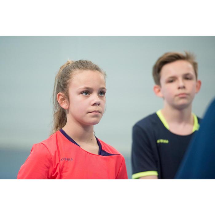 Maillot de handball H100 fille rose - 1484731
