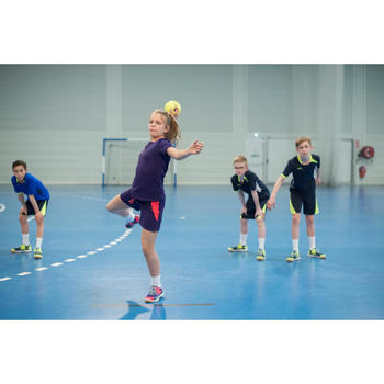 Handbalschoenen meisjes H100 violet - 1484733