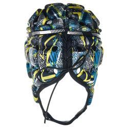 Kopfschutz Rugby R900 Erwachsene multicolor