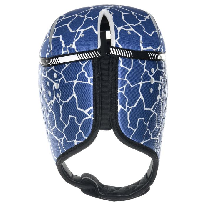 Helm 100 voor kinderen blauw schildpad
