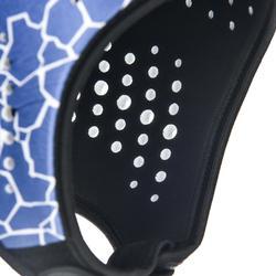 Scrumcap voor kinderen R100 blauw schildpad