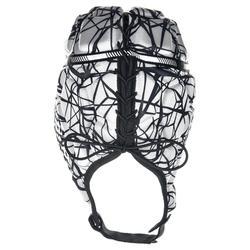 Kopfschutz Rugby R500 Erwachsene weiß