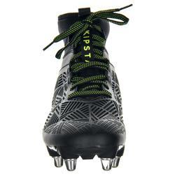 Rugbyschuhe Density SG R900 8 Stollen Erwachsene schwarz