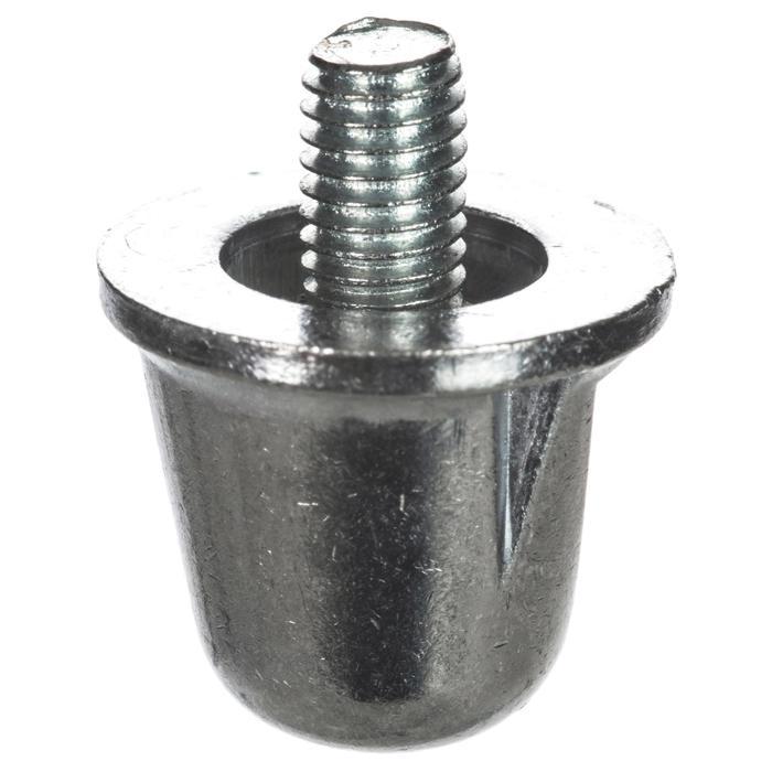 Aluminium noppen rugby 15 mm