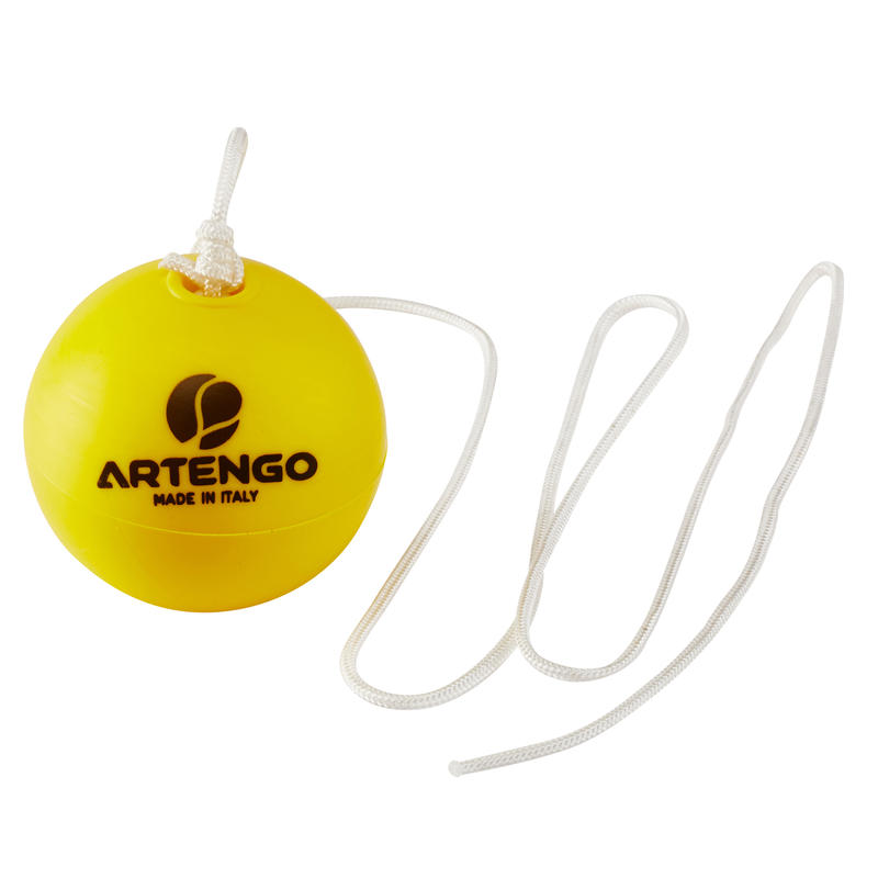 "Pelota de Speedball ""TURNBALL SLOW BALL"" espuma amarilla"
