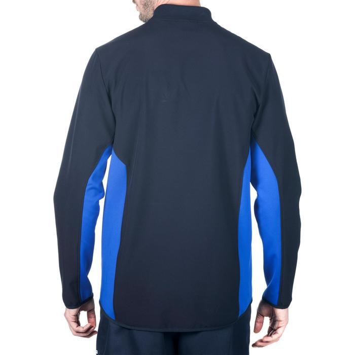 Sudadera Rugby Offload R500 adulto azul