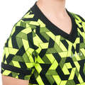 APPAREL RUGBY JUNIOR Rugby - Junior Shirt R100 Yellow/Black OFFLOAD - Rugby Clothing