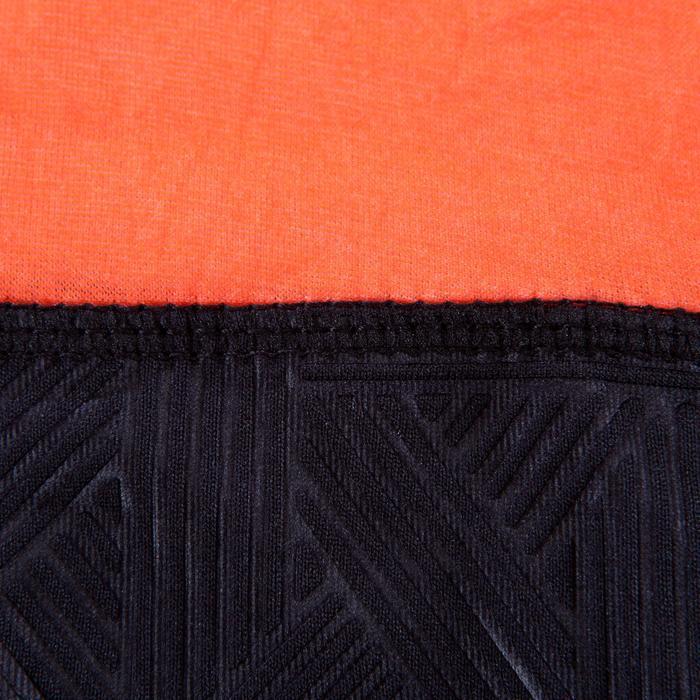 Rundschal Keepdry 500 neon-orange/schwarz