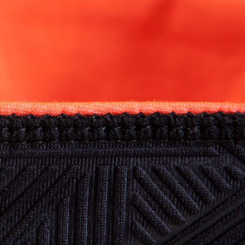 meilleur fournisseur dernière remise produits de qualité Sous vêtements - Cache cou Keepdry 500 orange fluo et noir