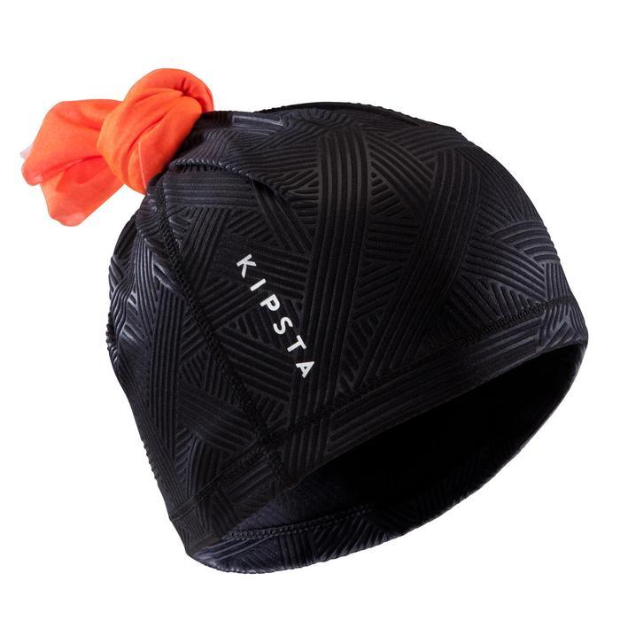 Braga cuello Keepdry 500 naranja fluo y negro