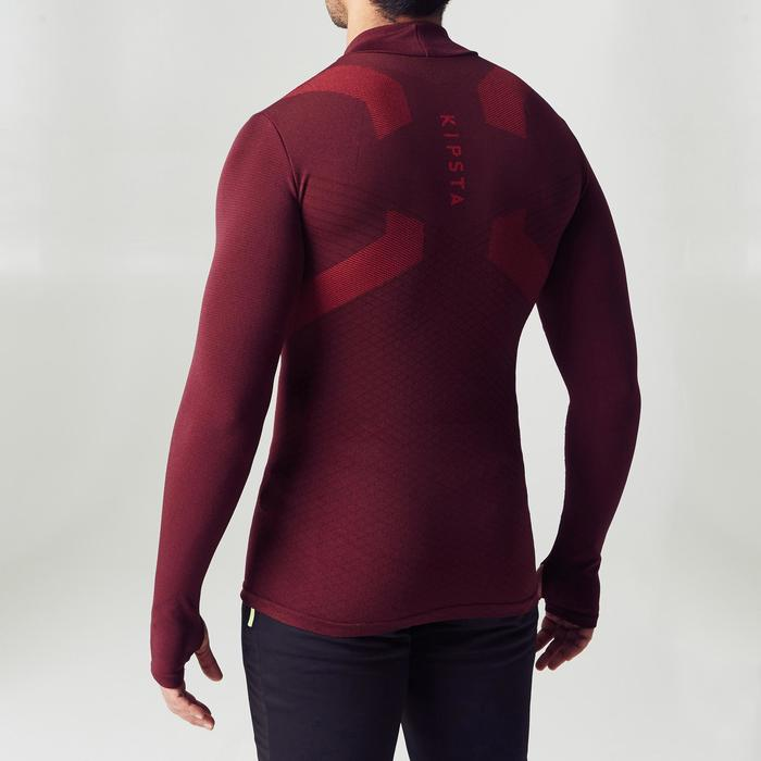 Keepdry 900 Adult Warm Breathable Long-Sleeved Base Layer - Burgundy