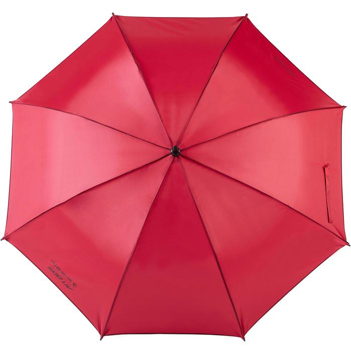 Parapluie golf 500 UV noir - 1485649