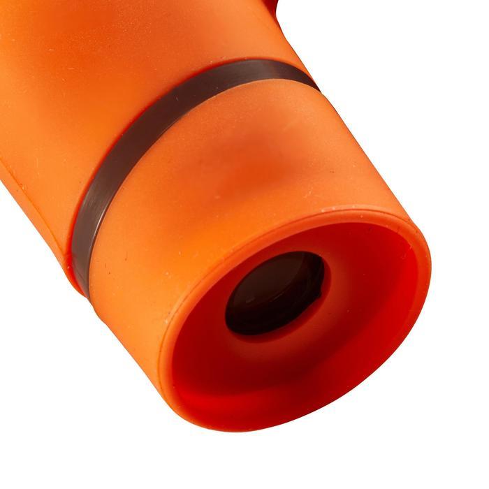Verrekijker voor kinderen, 6x vergroting, fix focus, oranje
