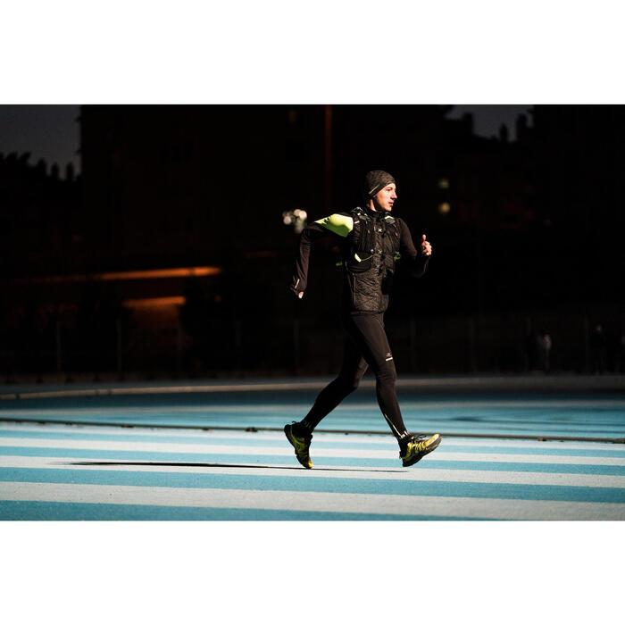 Chaussures marche sportive/athlétique homme PW 900 Propulse Motion jaune fluo - 1486116