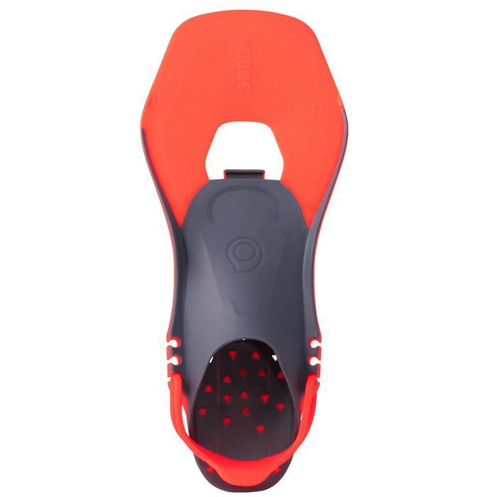 Palmes de snorkeling enfants SNK 500 JR taille unique