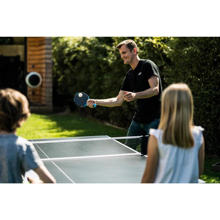 Tischtennisschläger FR 130 /PPR 130 Outdoor blau