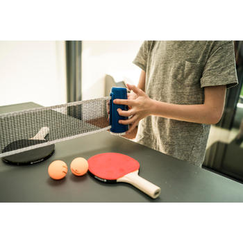 Red de free ping pong Rollnet small