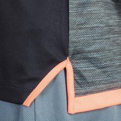 Basketballtrikot B500 Damen Fortgeschrittene dunkelblau/pink