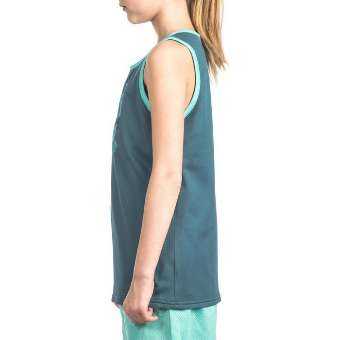Maillot basketball enfant Réversible - 1486493