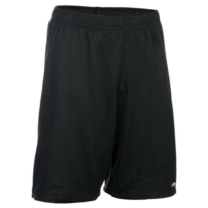 KIDS BASKETBALL OUTFIT Basketball - SH100 Basketball Shorts Black TARMAK - Basketball