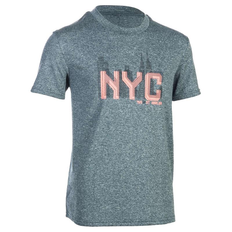 KIDS BASKETBALL OUTFIT Basketball - TS500 Kids' T-Shirt - NYC TARMAK - Basketball Clothes