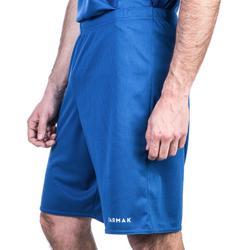 Basketballshorts SH100 Herren blau