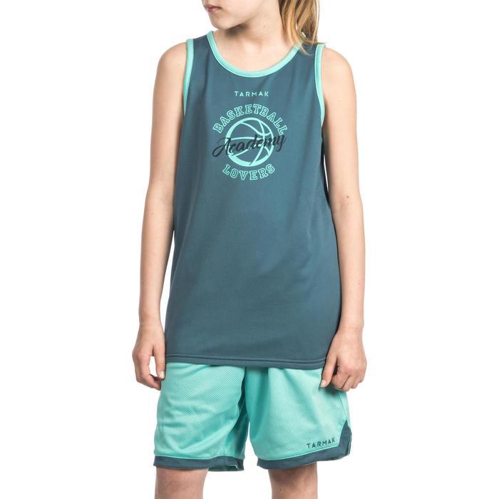 Maillot basketball enfant Réversible - 1486577