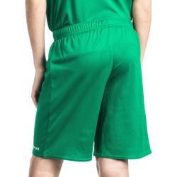 Pantalón Baloncesto Tarmak SH100 Niños Corto Verde
