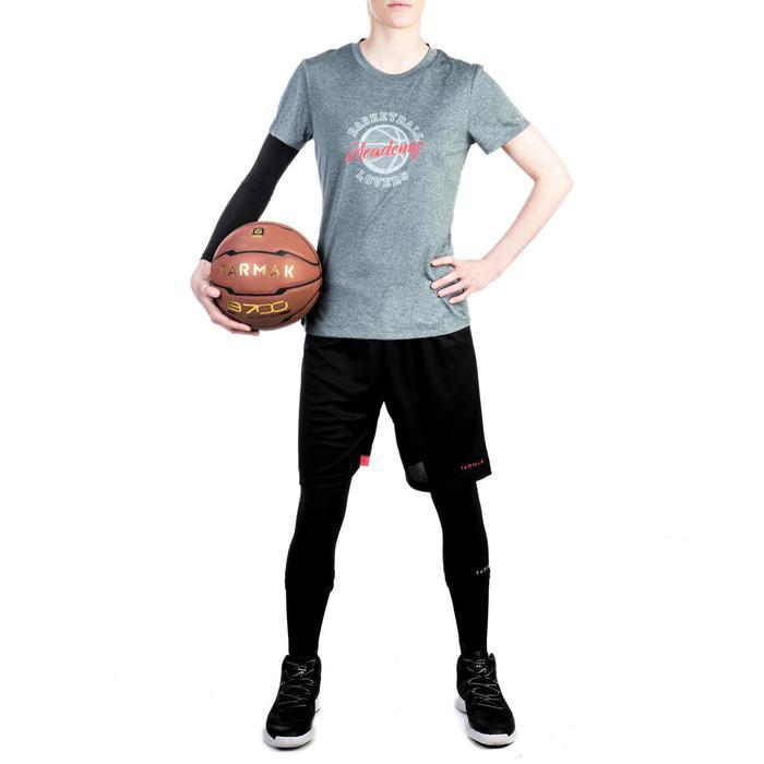 Basketballshirt Fast Academy Fortgeschrittene Damen grau
