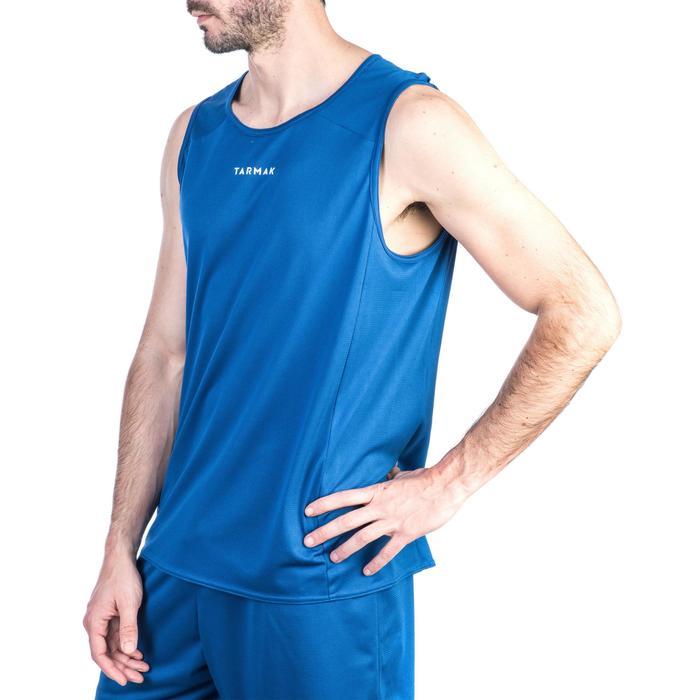 Basketballtrikot T100 Damen/Herren Einsteiger blau