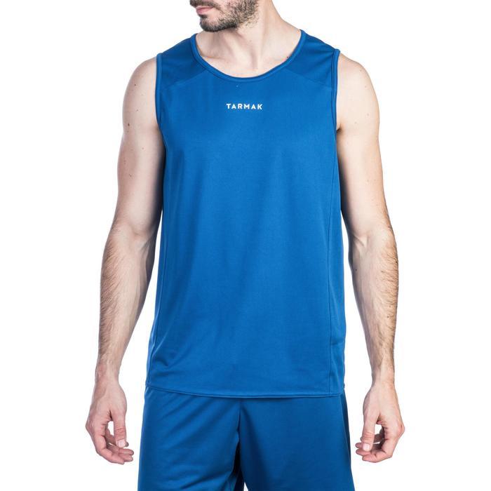 Basketballtrikot T100 Einsteiger Damen/Herren blau