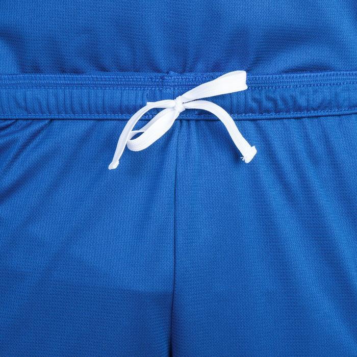 Basketbalshort voor beginnende heren/dames SH100 blauw