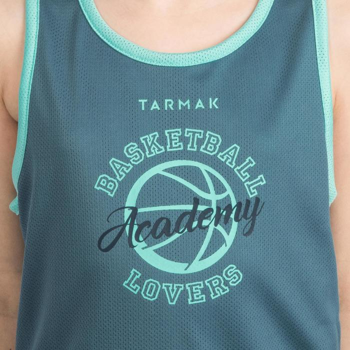 Maillot basketball enfant Réversible - 1486666