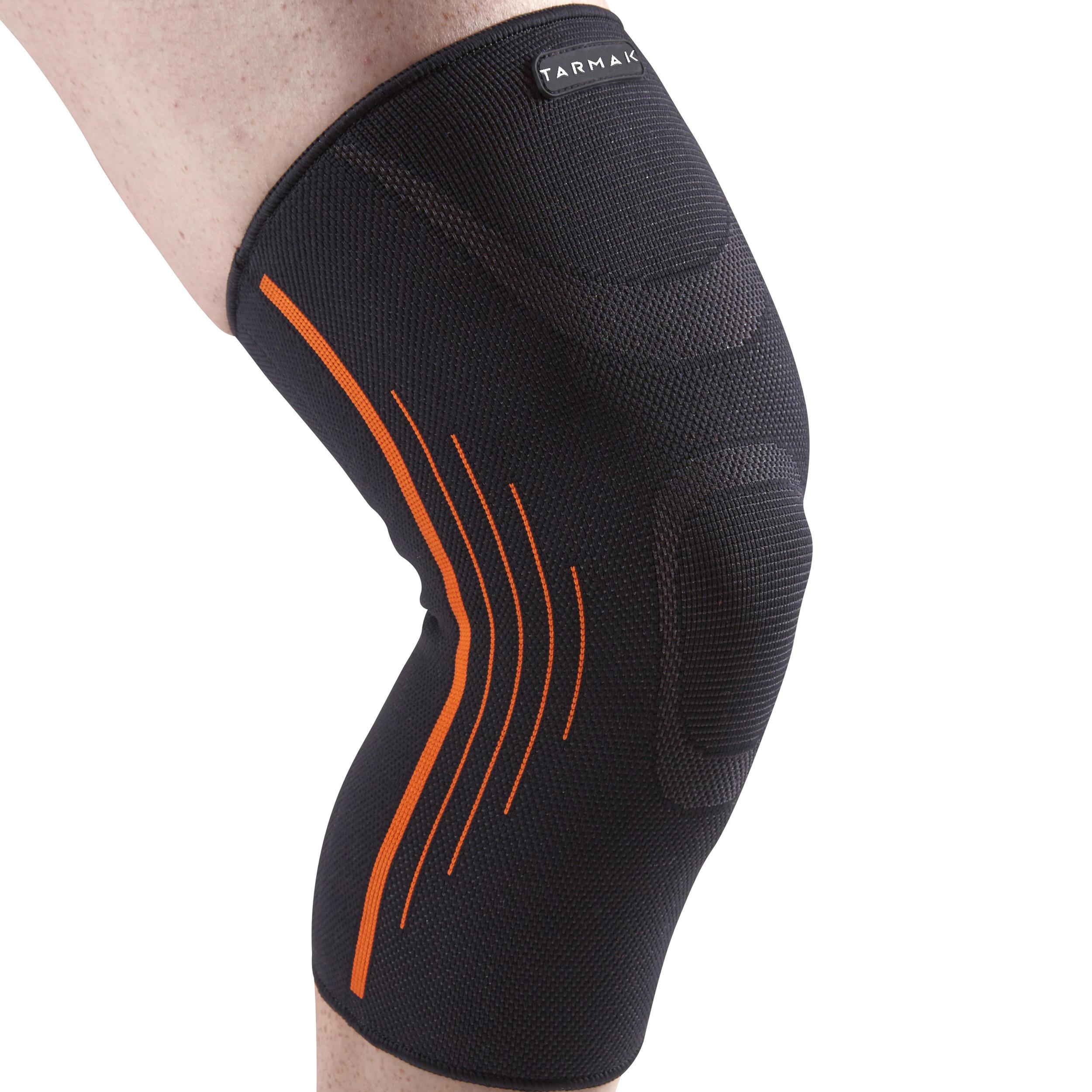 Deker Lutut Soft 300 - Hitam