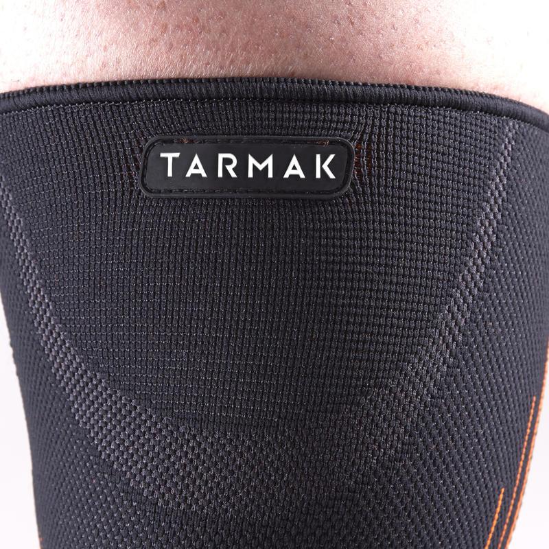 Soft 300 Right/Left Men's/Women's Compression Knee Support - Black