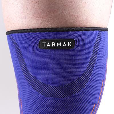 Soft 300 Right/Left Men's/Women's Compression Knee Support - Blue