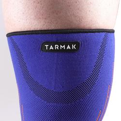 Soft 300 Right/Left Men's/Women's Compression Knee Support - Blue