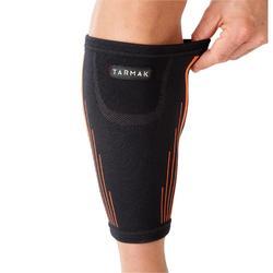 成人款左右通用小腿護套Soft 300-黑色